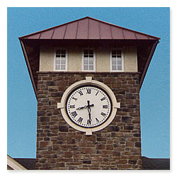 Canister Clocks