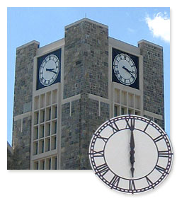 Tower Clocks & Exterior Clocks