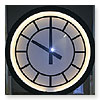 Semi-Flush Front Lighted Clocks Specifications